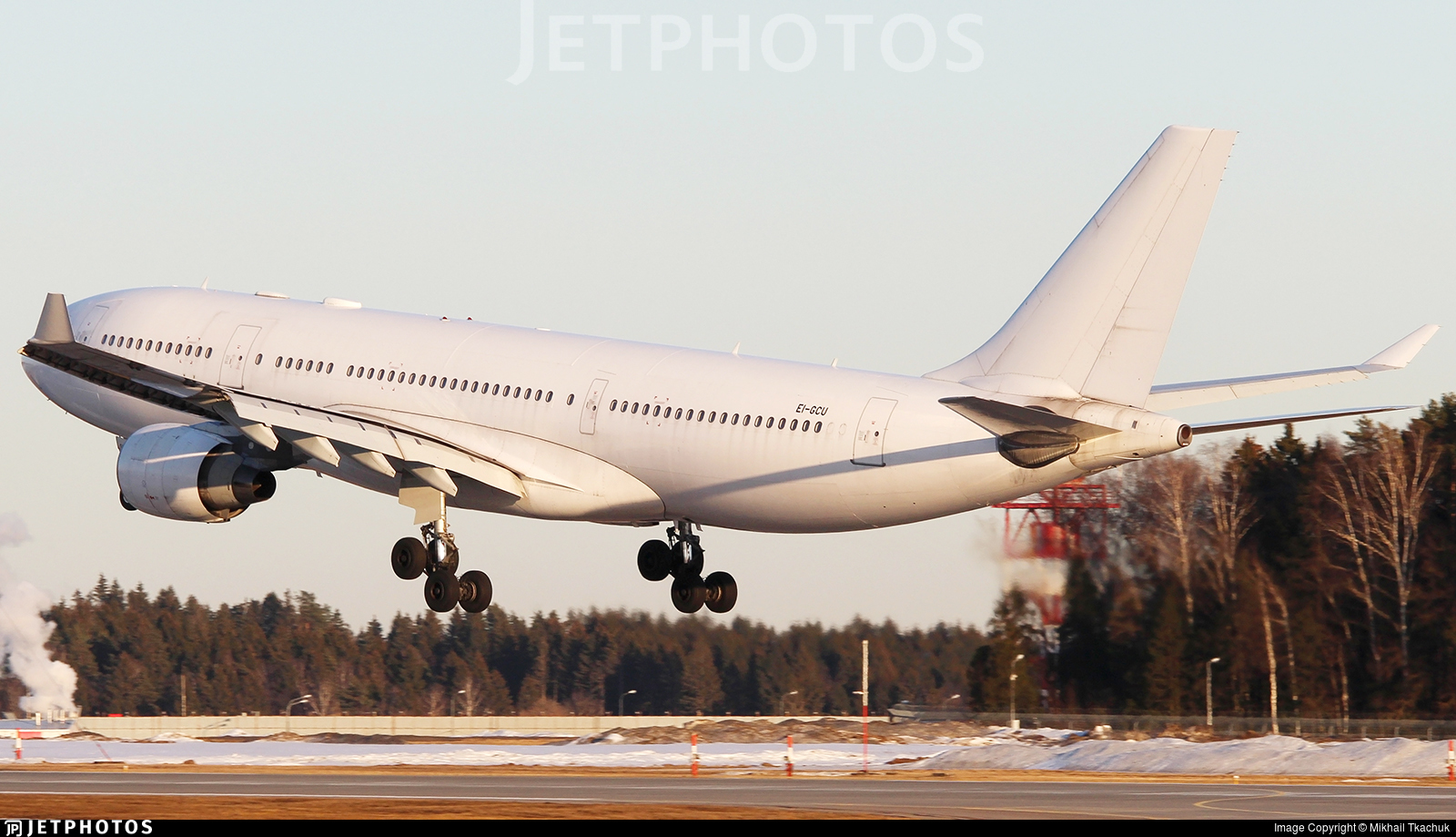 EI-GCU - Airbus A330-223 - I-Fly Airlines