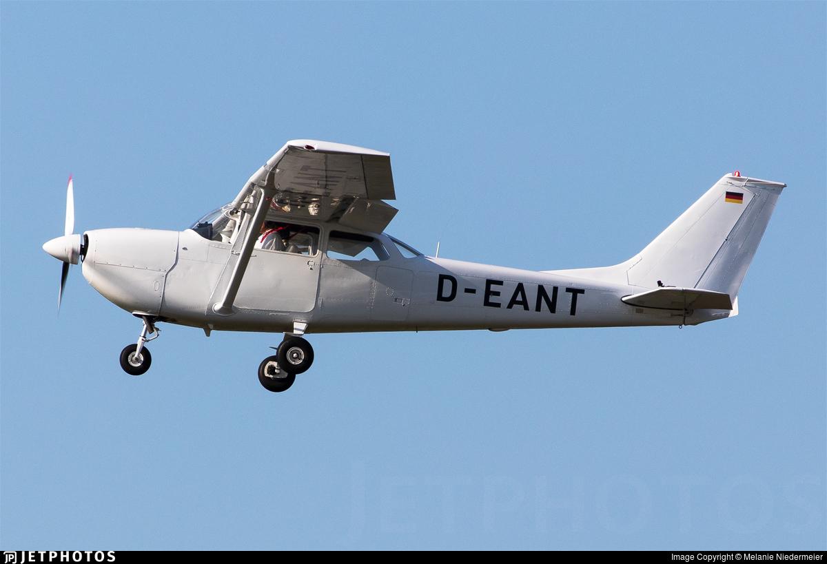 D-EANT - Reims-Cessna FR172G Rocket - Private