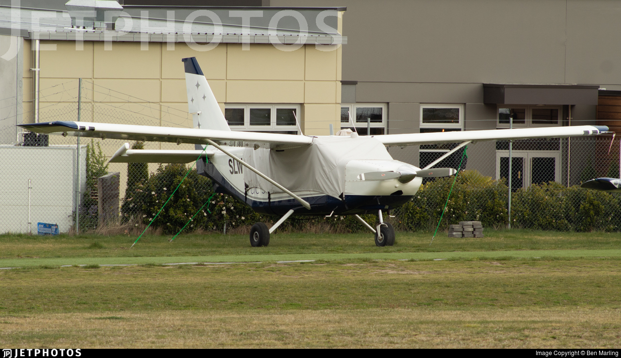 ZK-SLW - Gippsland GA-8 Airvan - Southern Lakes Aviation