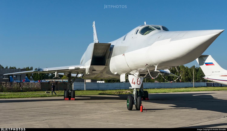 RF-34036 - Tupolev Tu-22M3 Backfire - Russia - Air Force