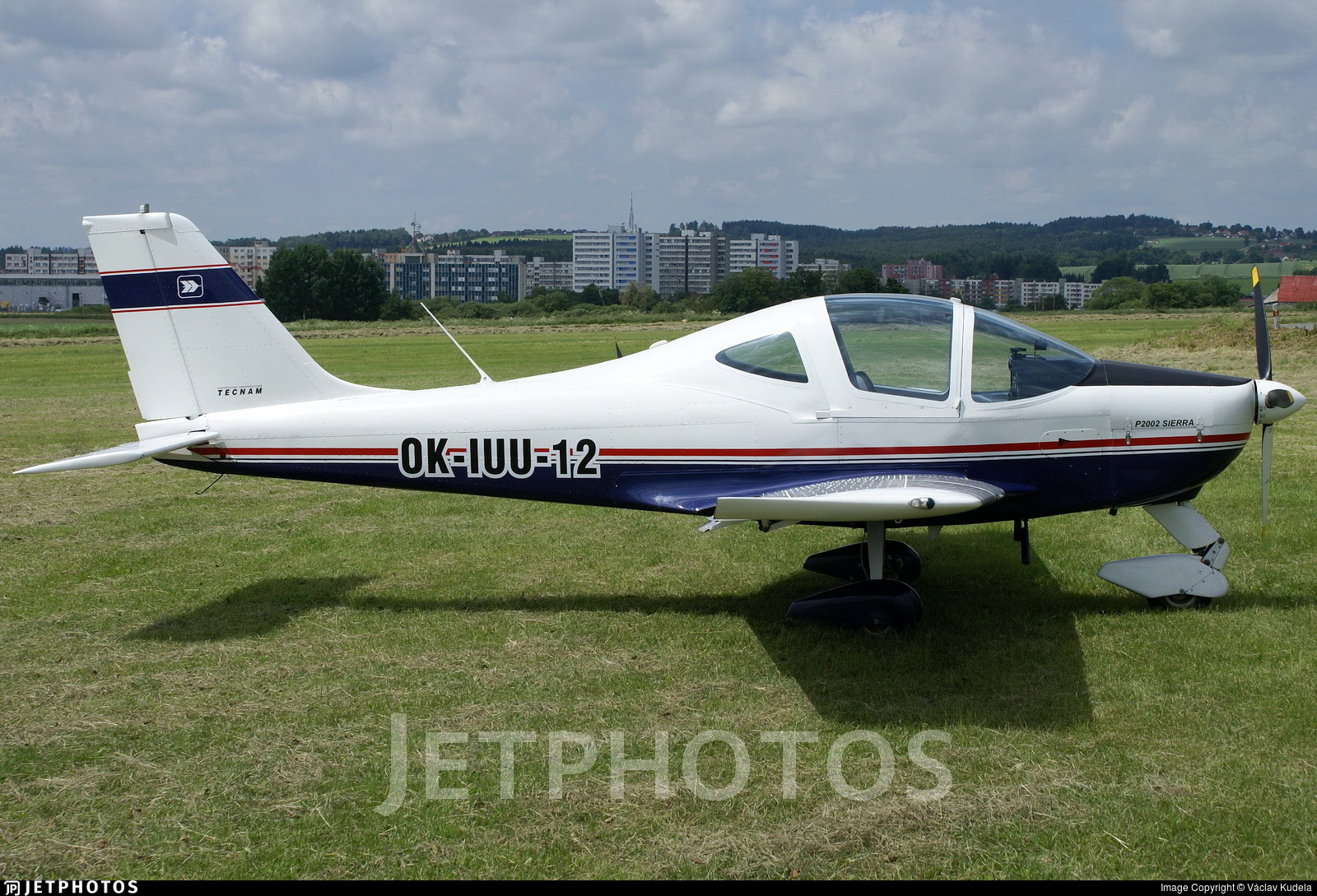 OK-IUU 12 - Tecnam P2002 Sierra - Private
