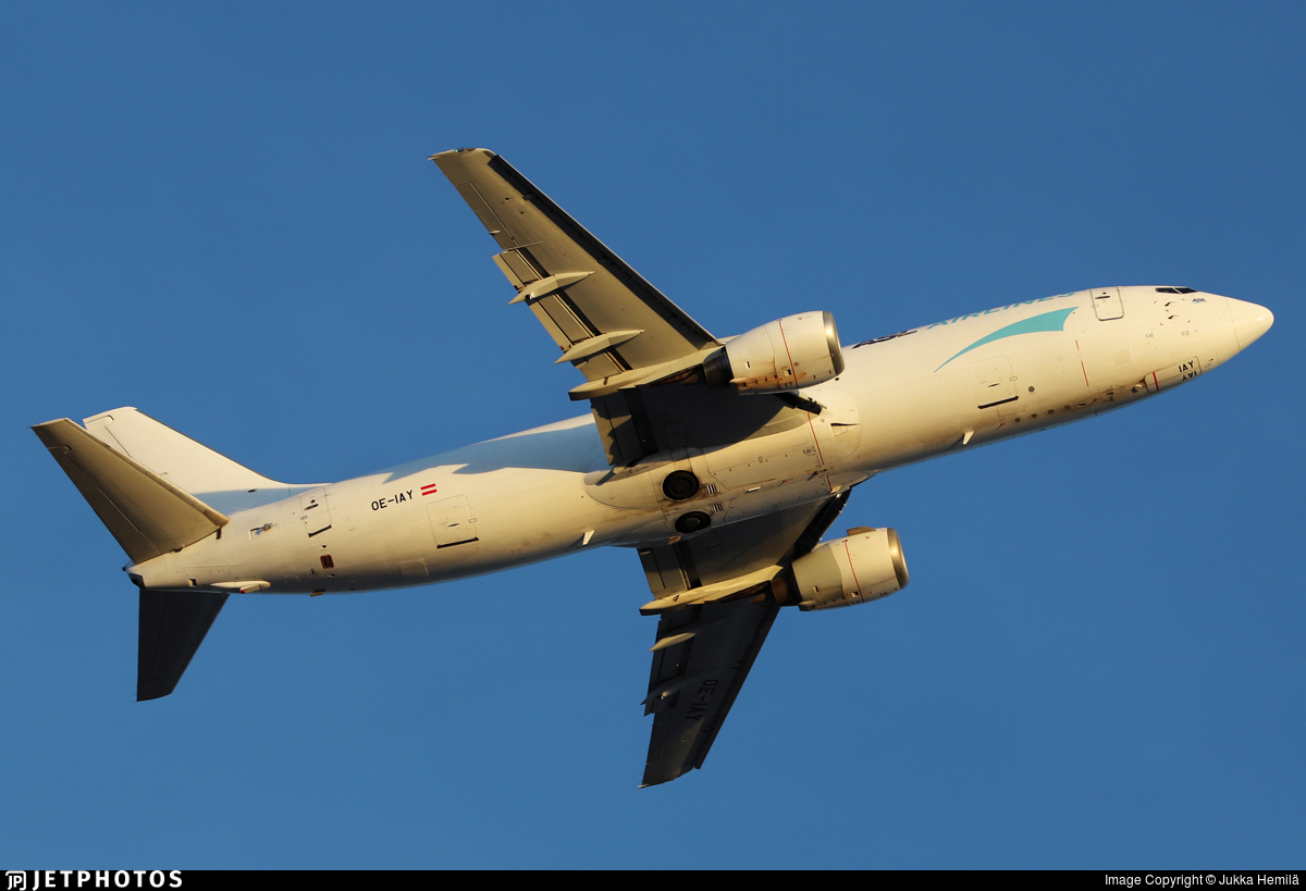 OE-IAY - Boeing 737-4Q8(SF) - ASL Airlines