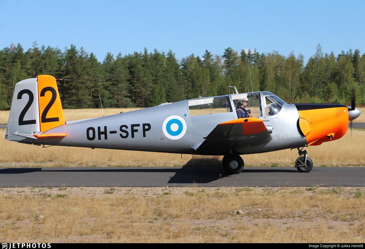 OH-SFP - Saab 91D Safir - Private