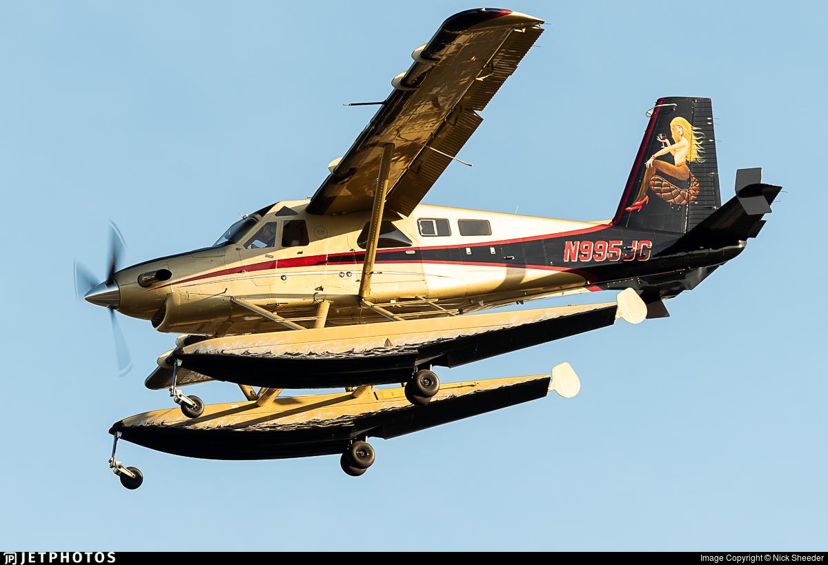 N995JG - De Havilland Canada DHC-2 Mk.III Turbo-Beaver - Private
