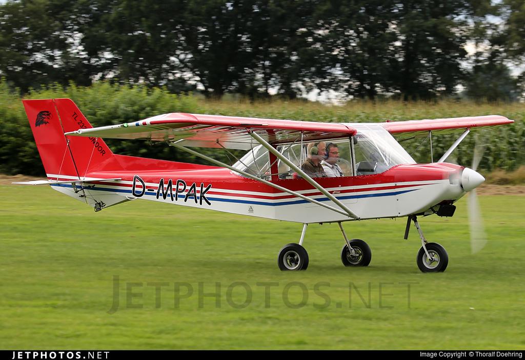 D-MPAK - TL Ultralight TL-232 Condor - Private