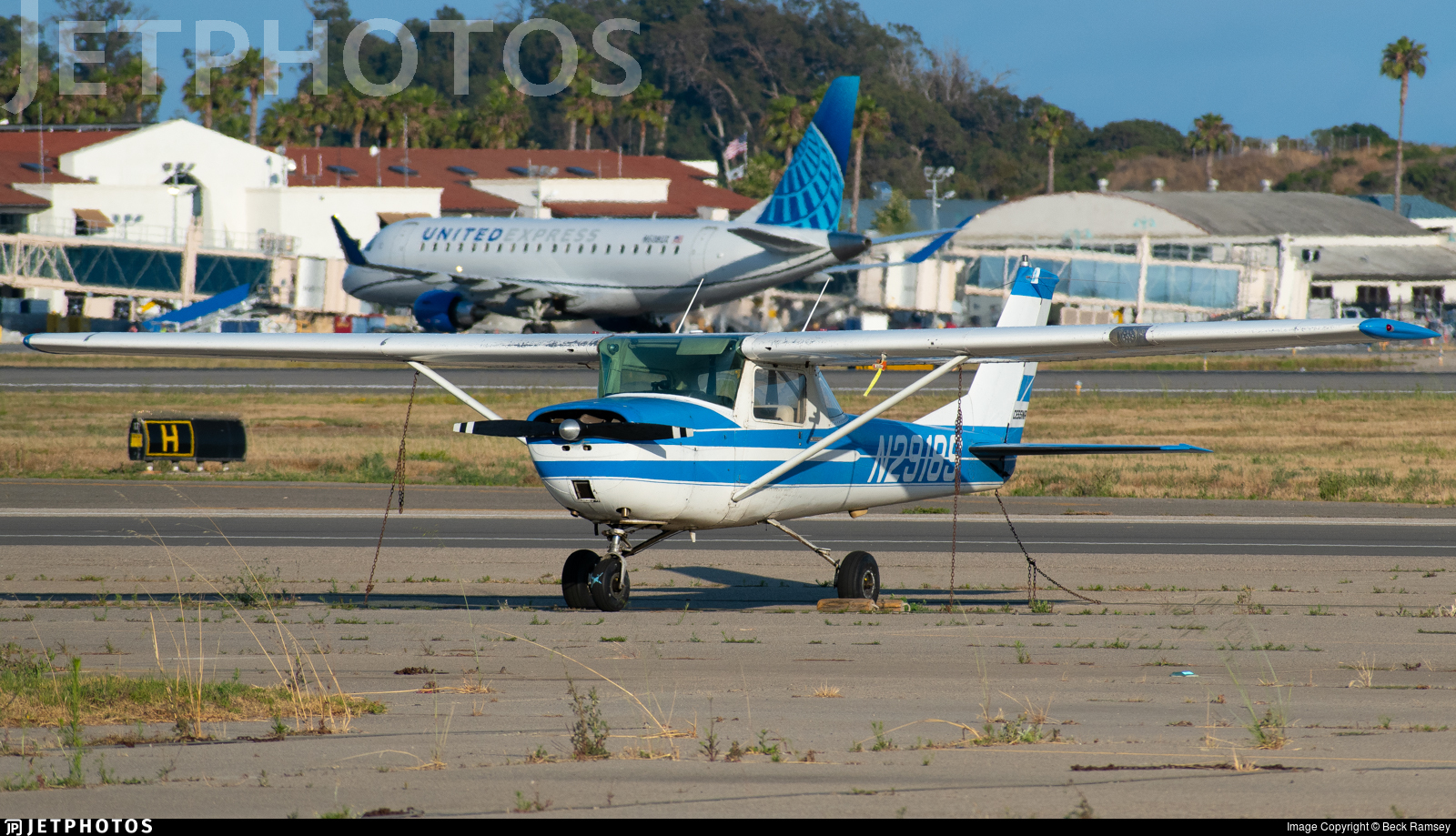 N2918S - Cessna 150G - Above All Aviation