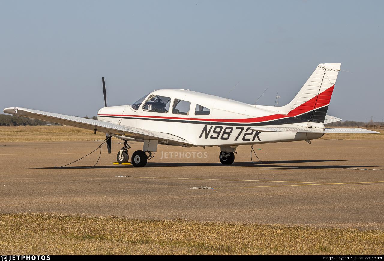 N9872K - Piper PA-28-161 Warrior II - Private