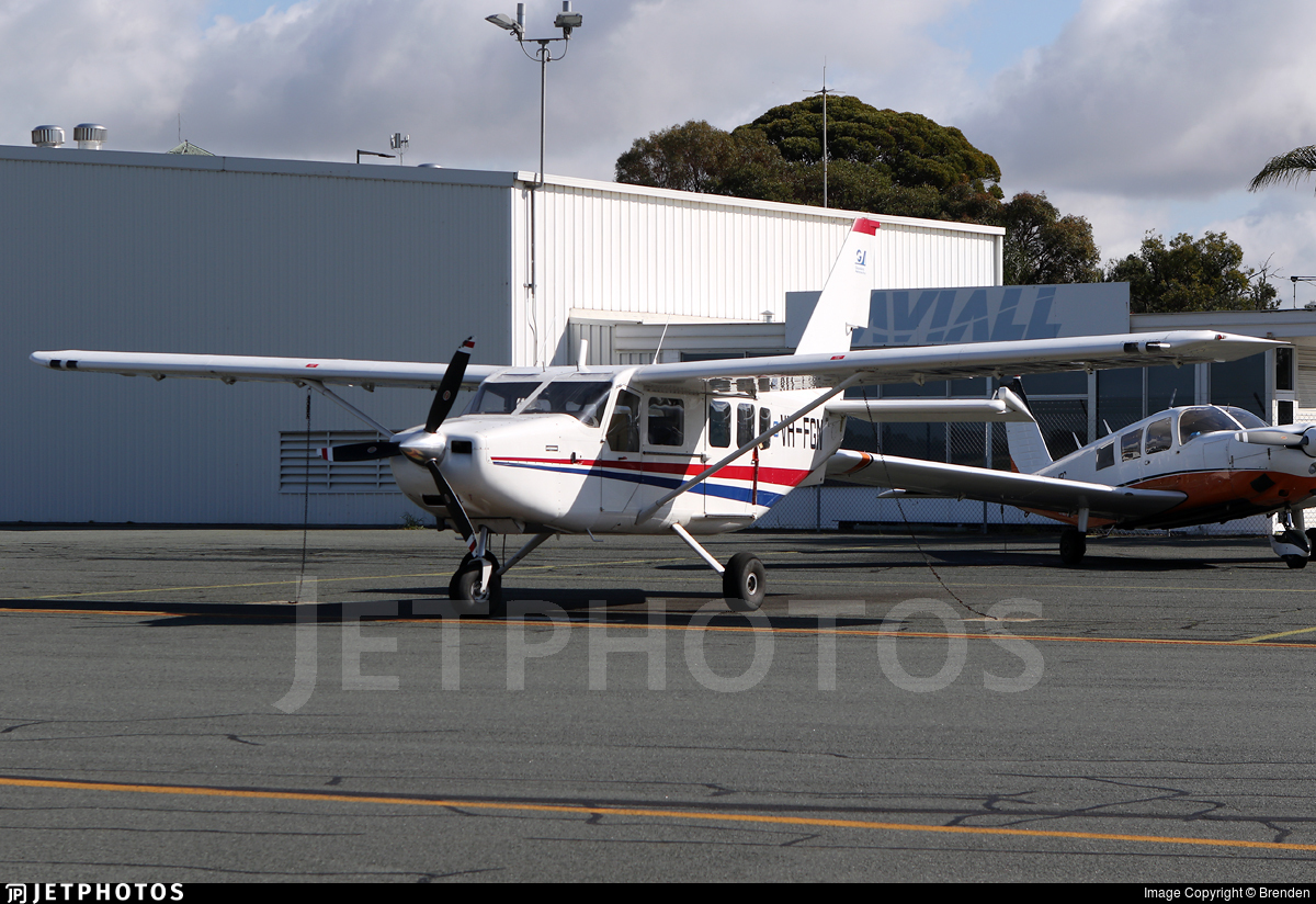 VH-FGN - Gippsland GA-8 Airvan - Private