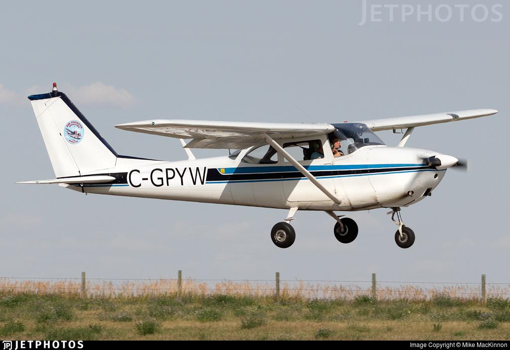 C-GPYW - Cessna 172E Skyhawk - Air Pockets Adventures