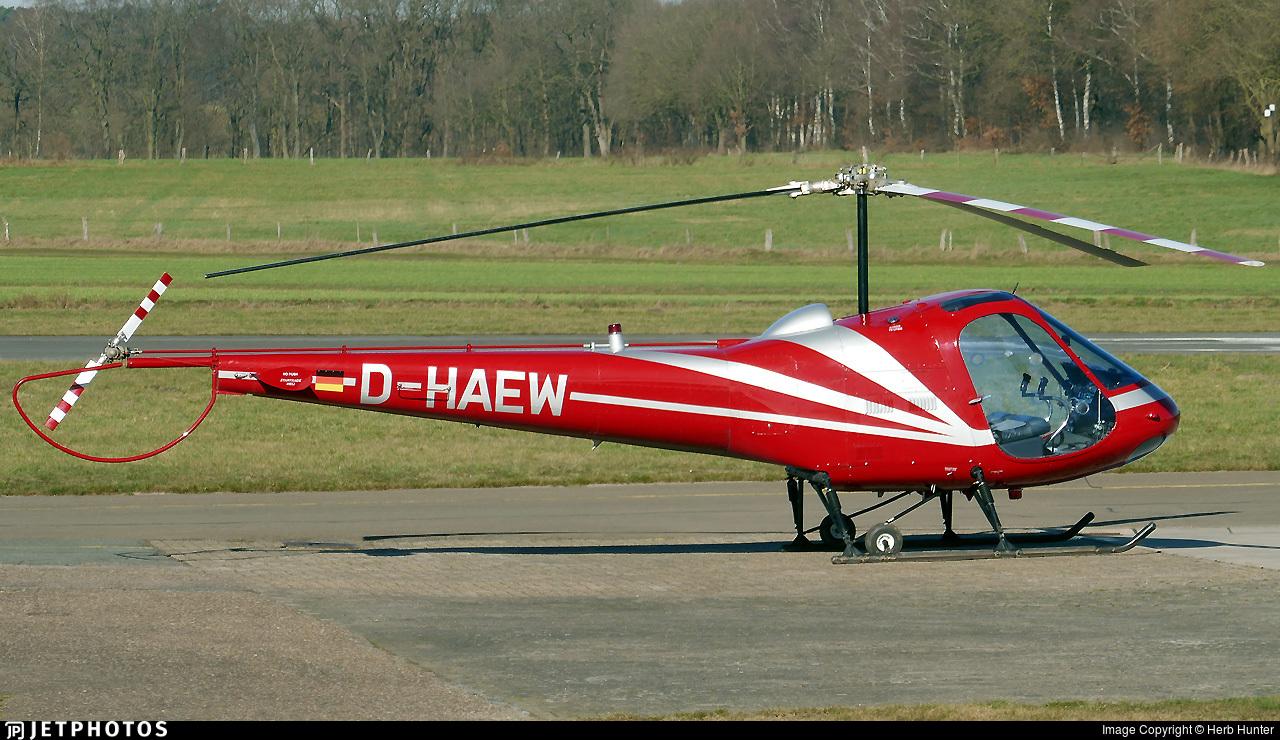 D-HAEW - Enstrom F-28A-UK - Private