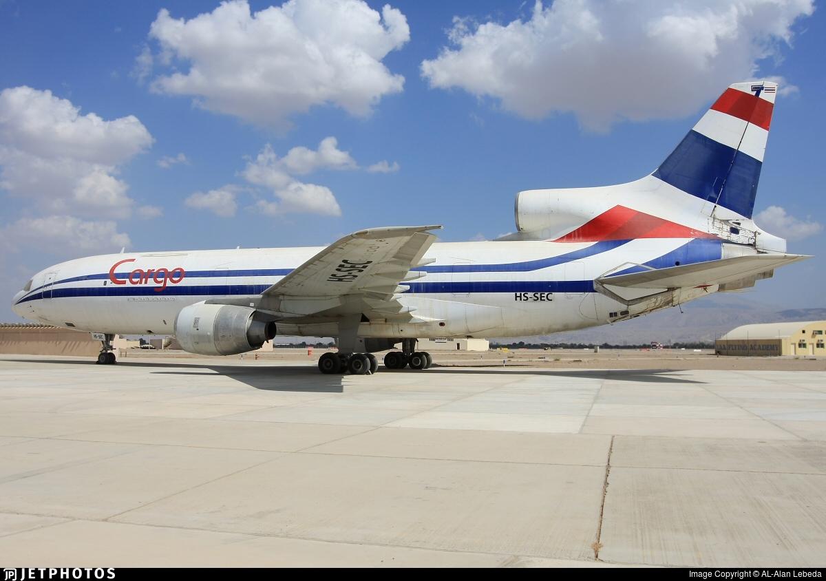 HS-SEC - Lockheed L-1011-200(F) Tristar - Sky Eyes Airways