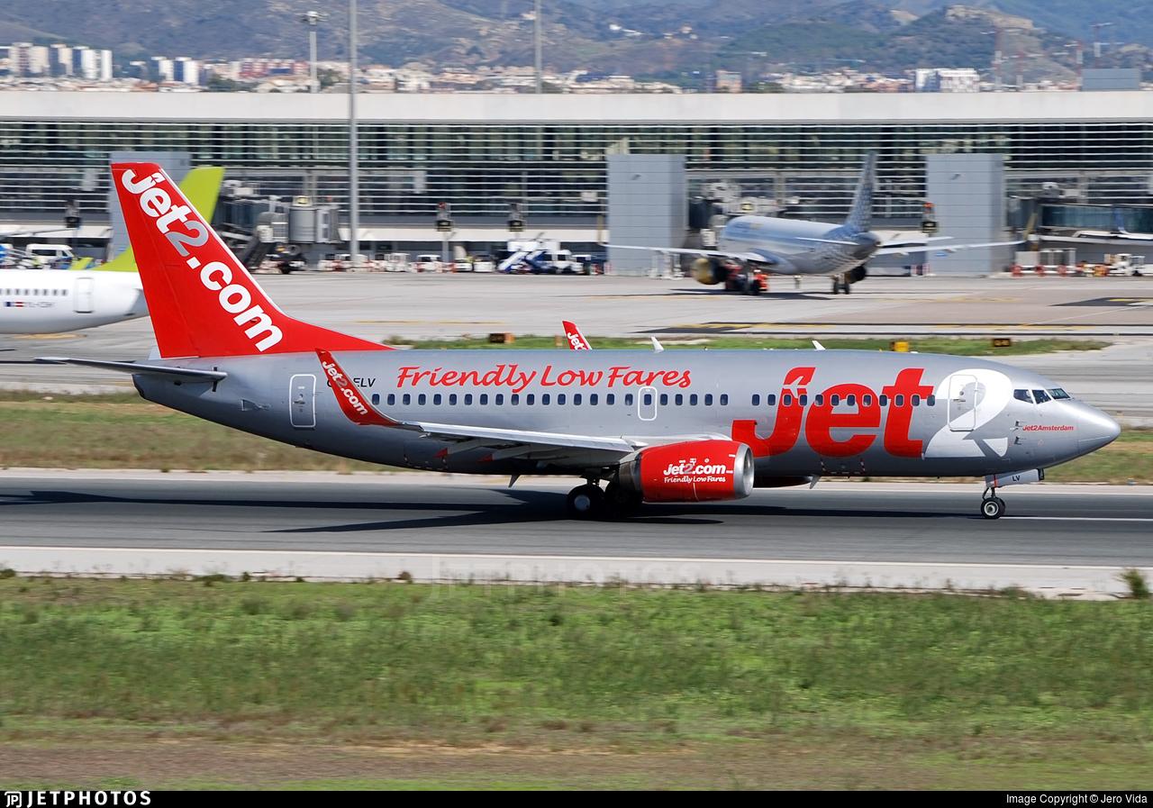 G-CELV - Boeing 737-377(QC) - Jet2.com