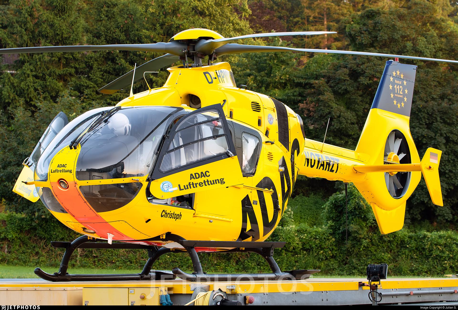 D-HPMM - Eurocopter EC 135P2 - ADAC Luftrettung