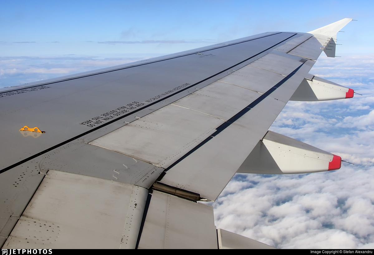 YR-ASD - Airbus A318-111 - Tarom - Romanian Air Transport