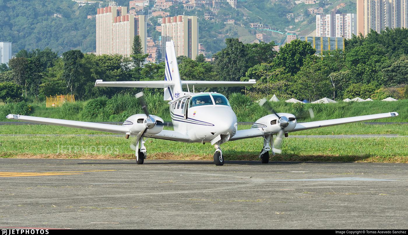 HK-4472 - Cessna T303 Crusader - HeliJet