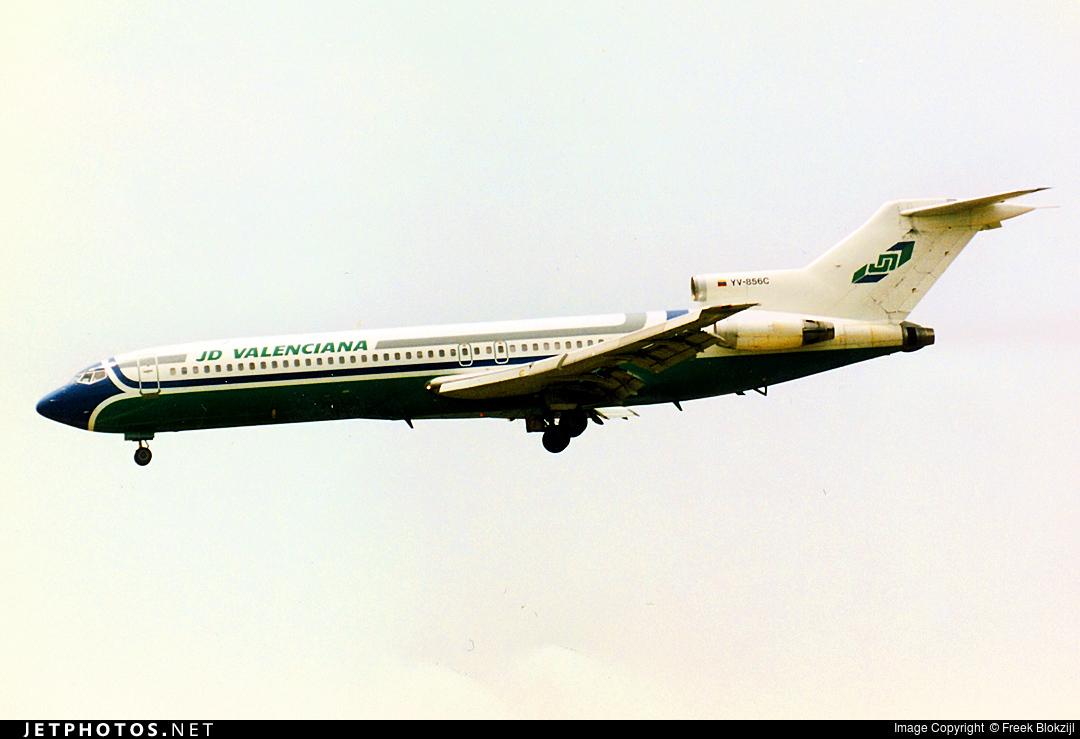 YV-856C - Boeing 727-225(Adv) - JD Valenciana