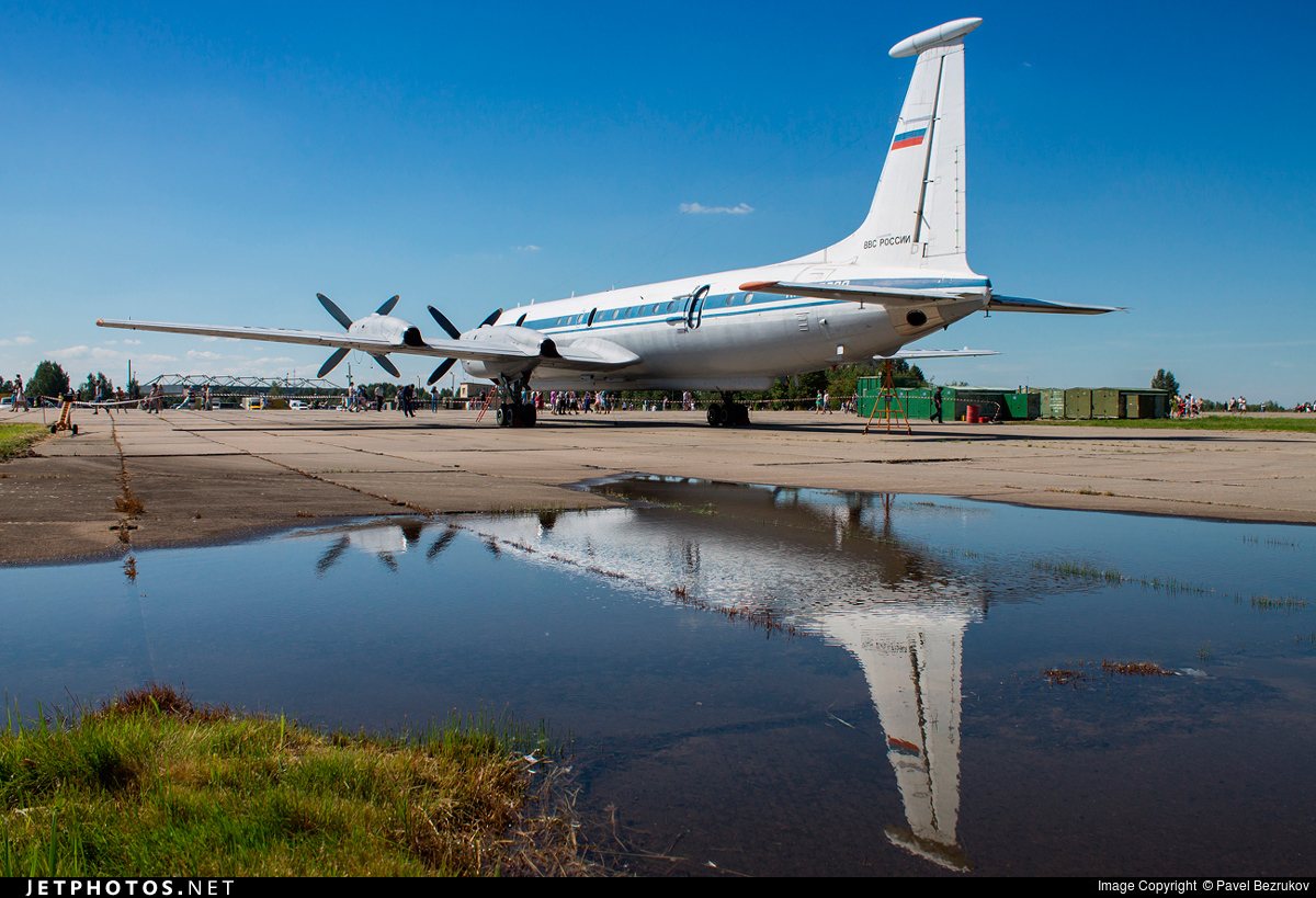 RA-75899 - Ilyushin IL-22M Bizon - Russia - Air Force