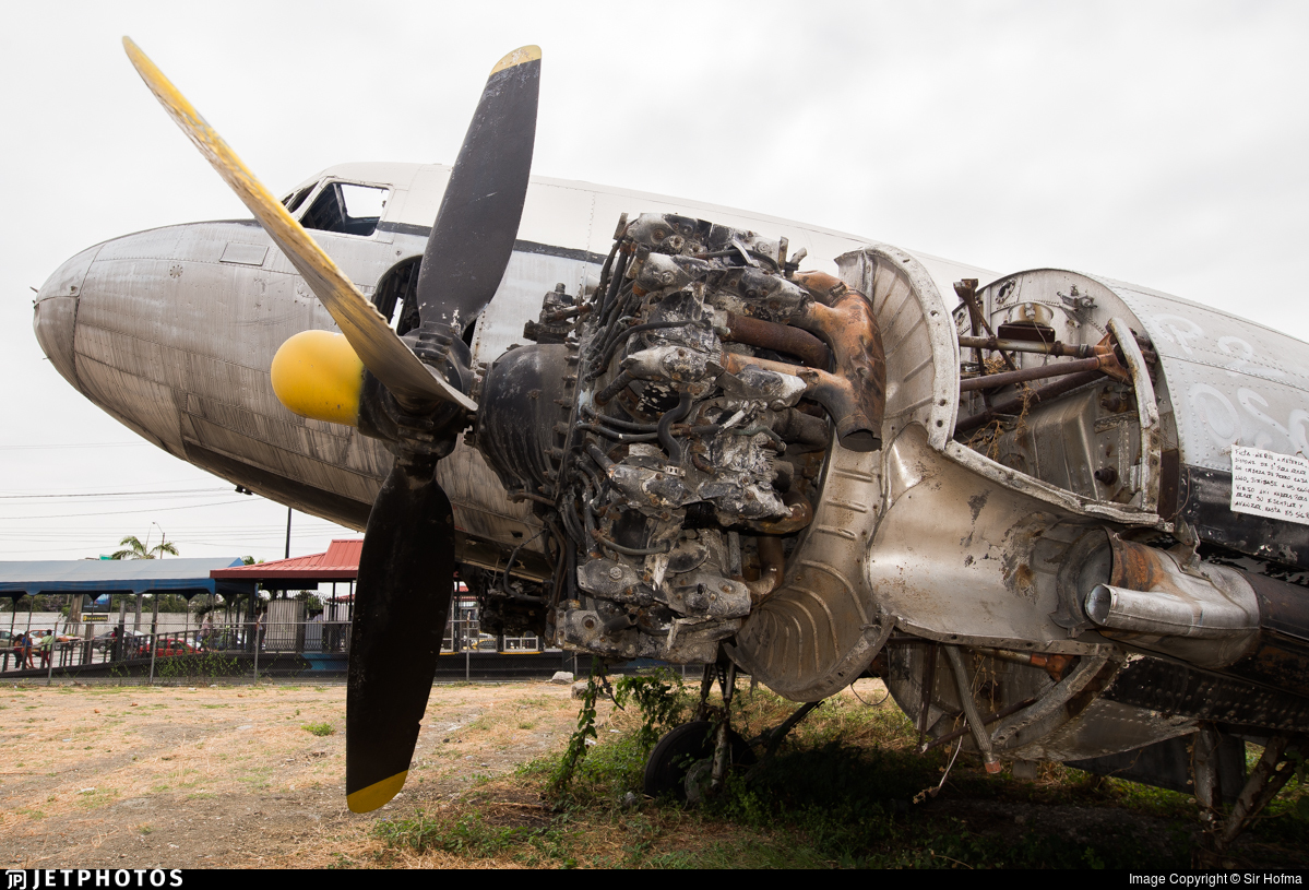 FAE49785 - Douglas C-47B Skytrain - Ecuador - Air Force
