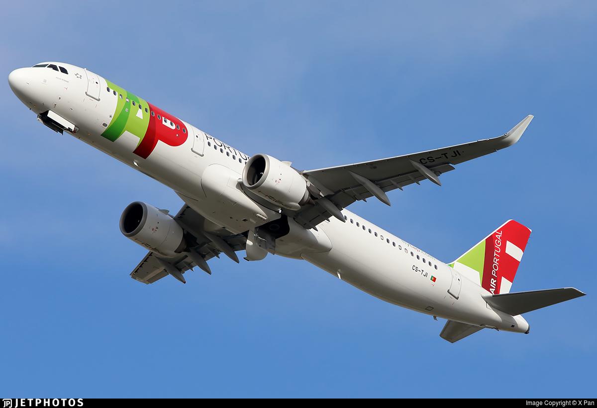 CS-TJI - Airbus A321-251N - TAP Air Portugal
