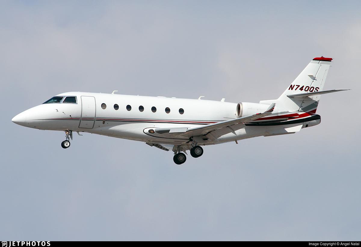 N740QS - Gulfstream G200 - NetJets Aviation