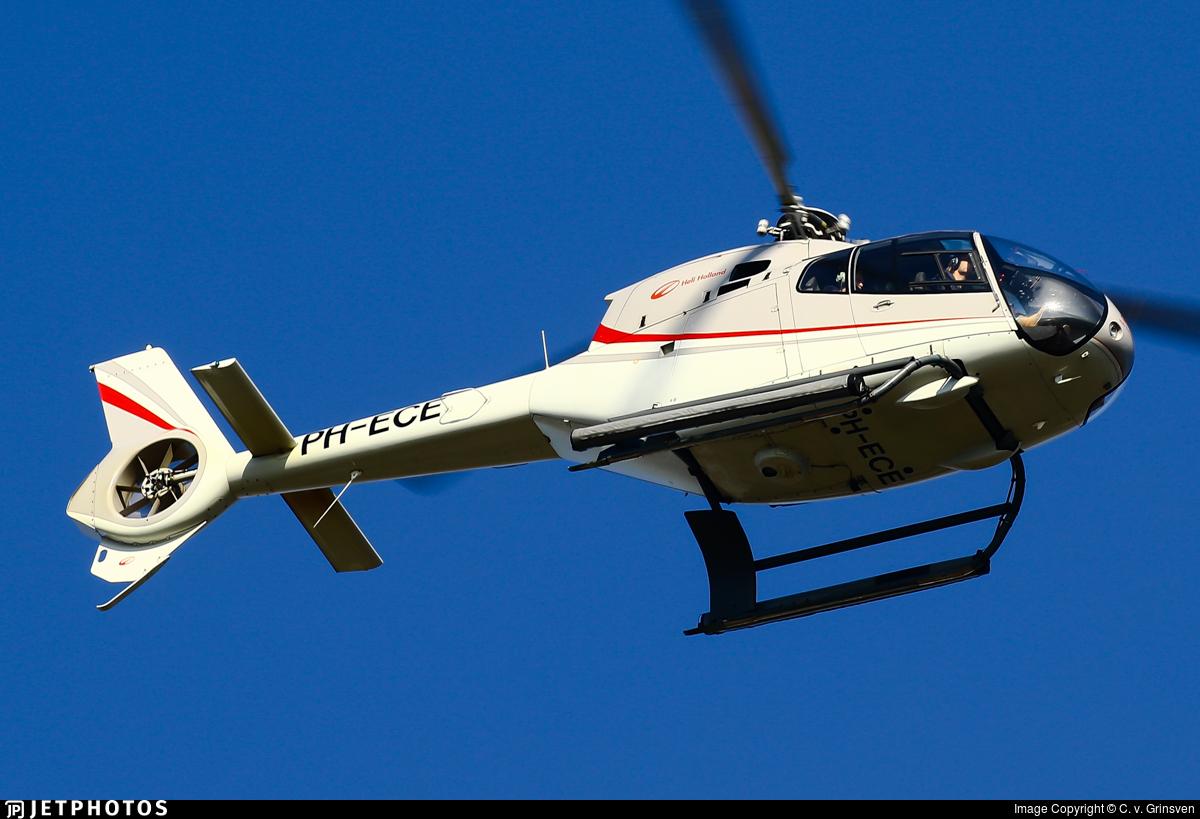 PH-ECE - Eurocopter EC 120B Colibri - Heli Holland