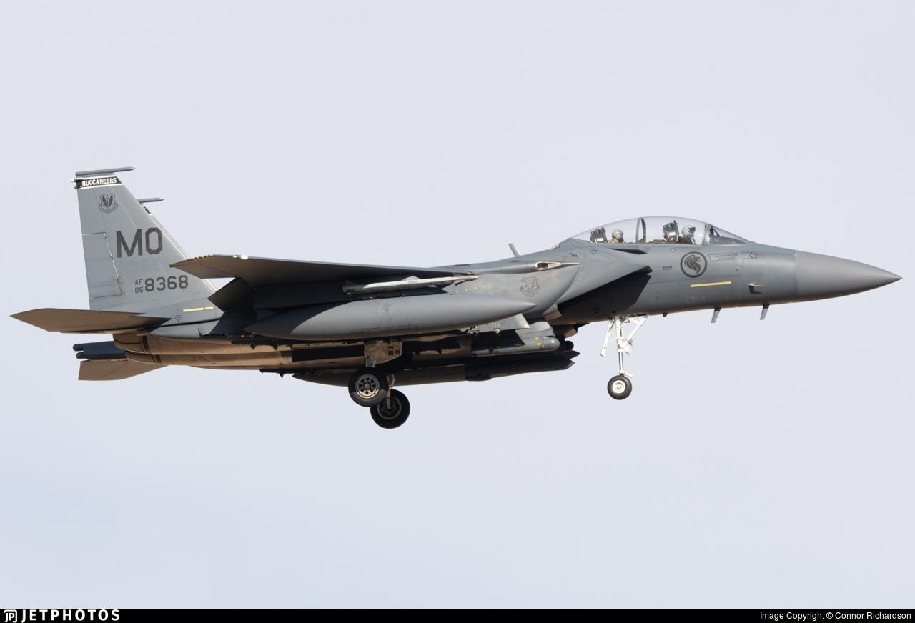 05-0031 - Boeing F-15SG Strike Eagle - Singapore - Air Force