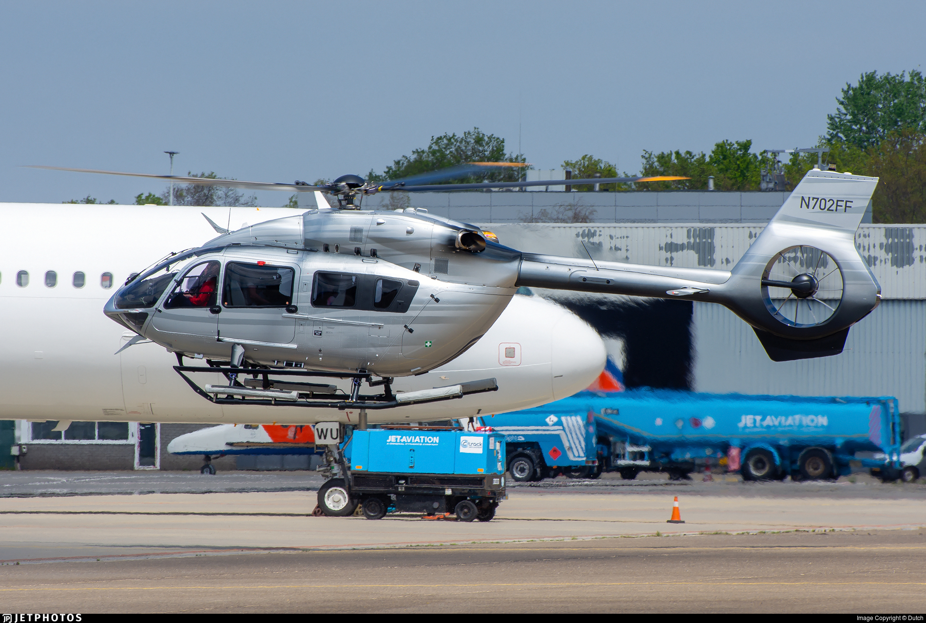 N702FF - Airbus Helicopters H145 - Private