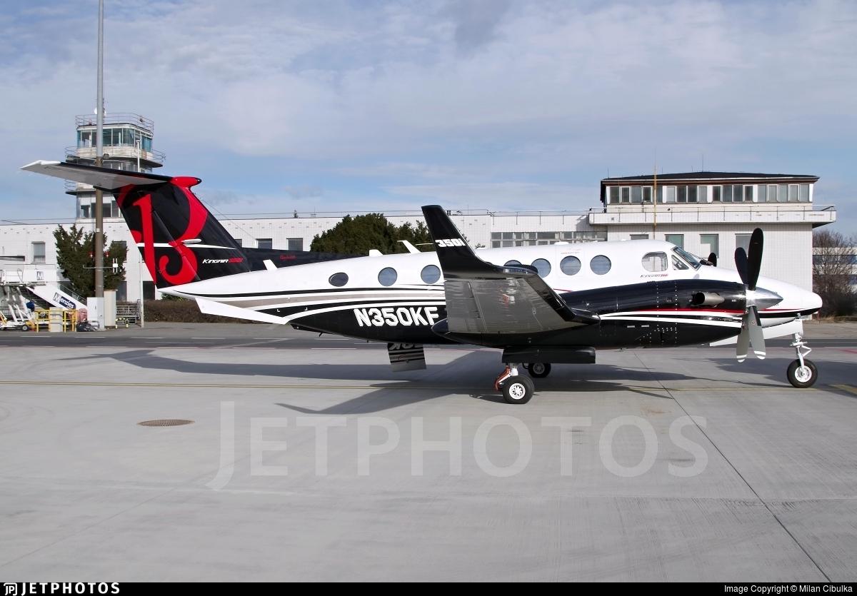 N350KF - Beechcraft B300 King Air 350i - Textron Aviation