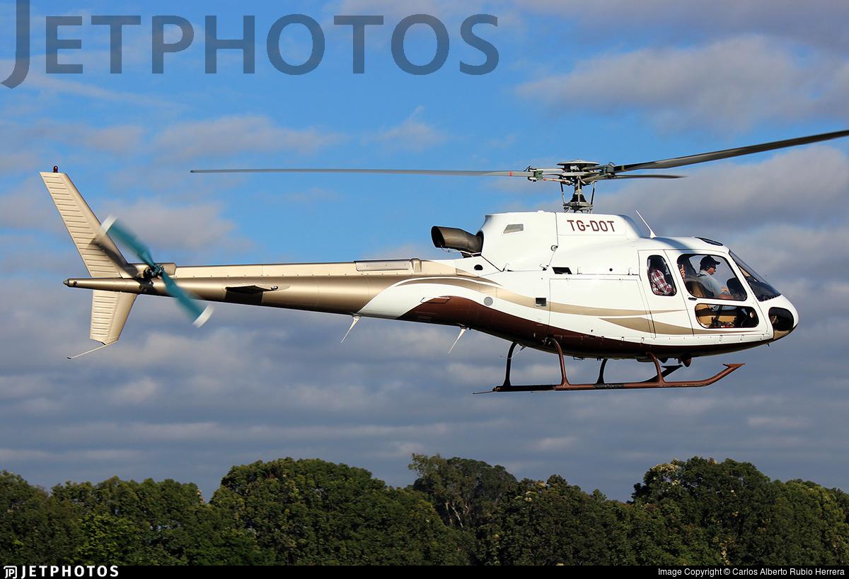 TG-DOT - Aérospatiale AS 350B3 Ecureuil - Private