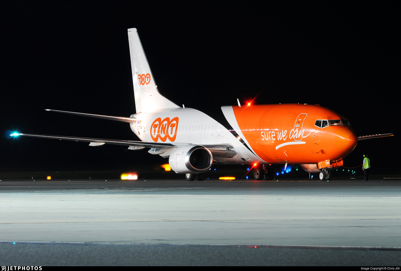 OO-TNN - Boeing 737-45D(SF) - TNT Airways