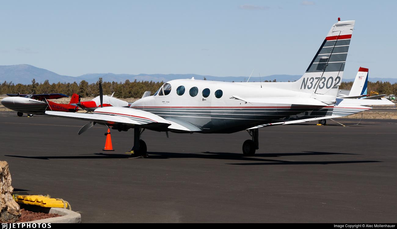 N37302 - Cessna 340A - Private