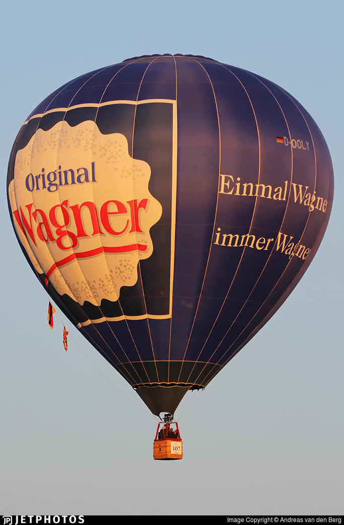 D-OOLY - Schroeder Fire Balloons G - Private