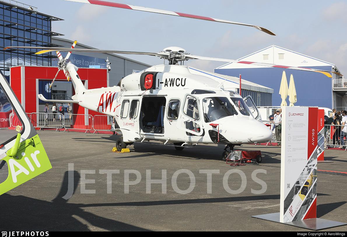 I-AWCU - Agusta-Westland AW-189 - Agusta-Westland