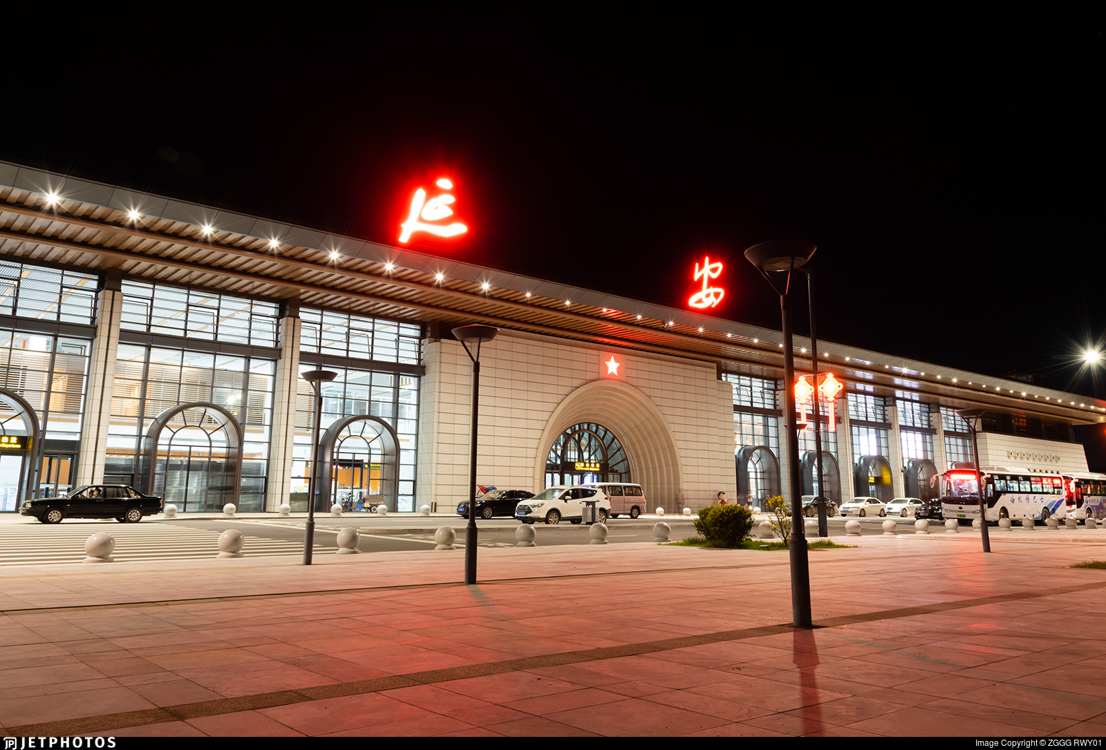 ZLYA - Airport - Terminal