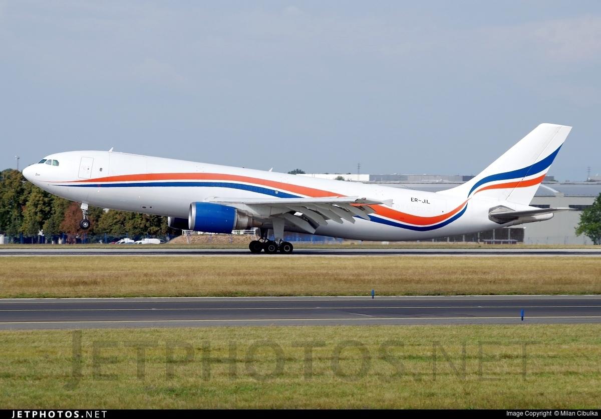 ER-JIL - Airbus A300B4-605R(F) - Pecotox Air