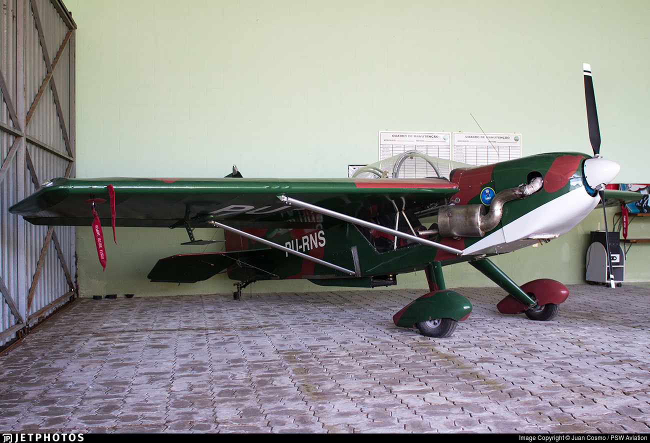 PU-RNS - Rans S-9 Chaos - Private