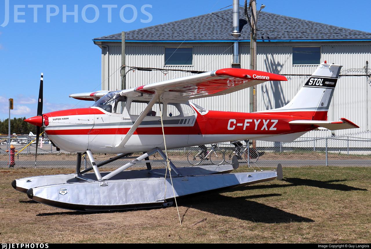 C-FYXZ - Cessna 172L Skyhawk - Private
