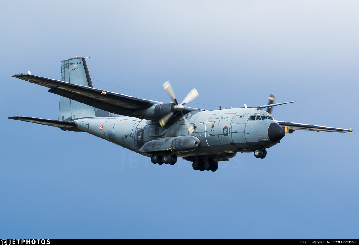 R211 - Transall C-160 - France - Air Force