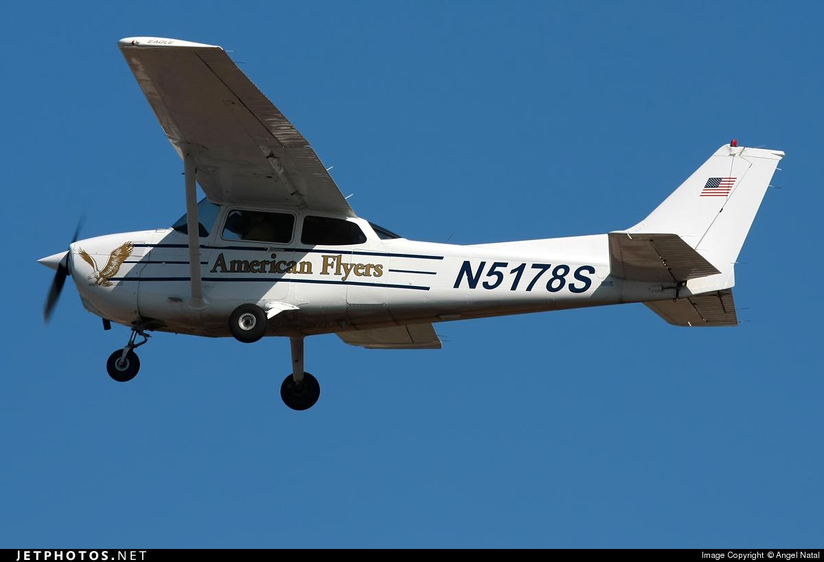 N5178S - Cessna 172R Skyhawk II - American Flyers