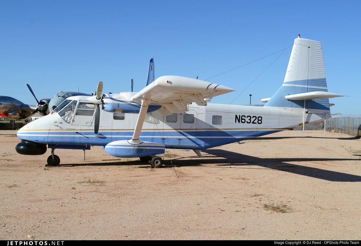N6328 gaf n22s nomad united states us customs for Nomad service