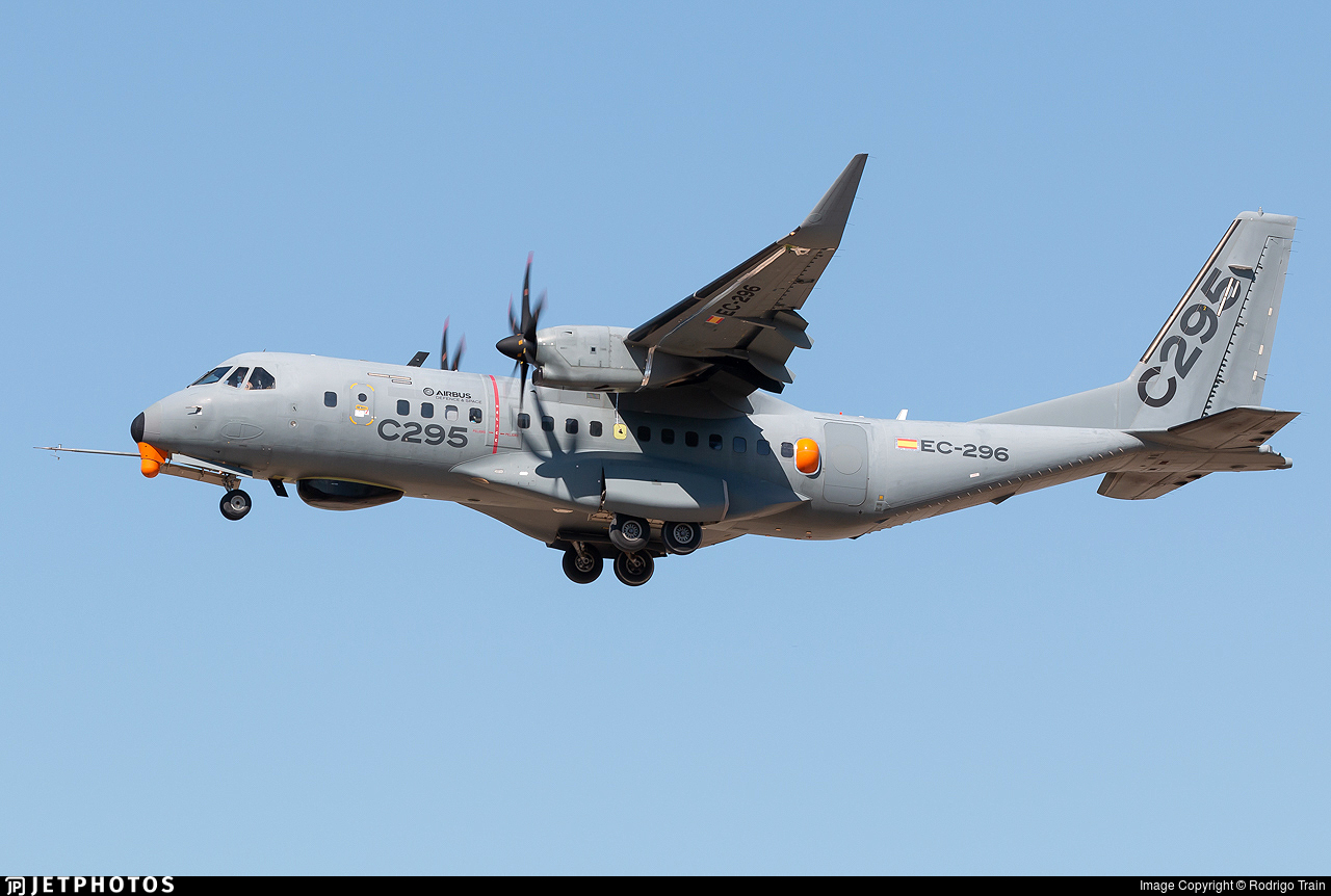 EC-296 - Airbus C295W - Airbus Military