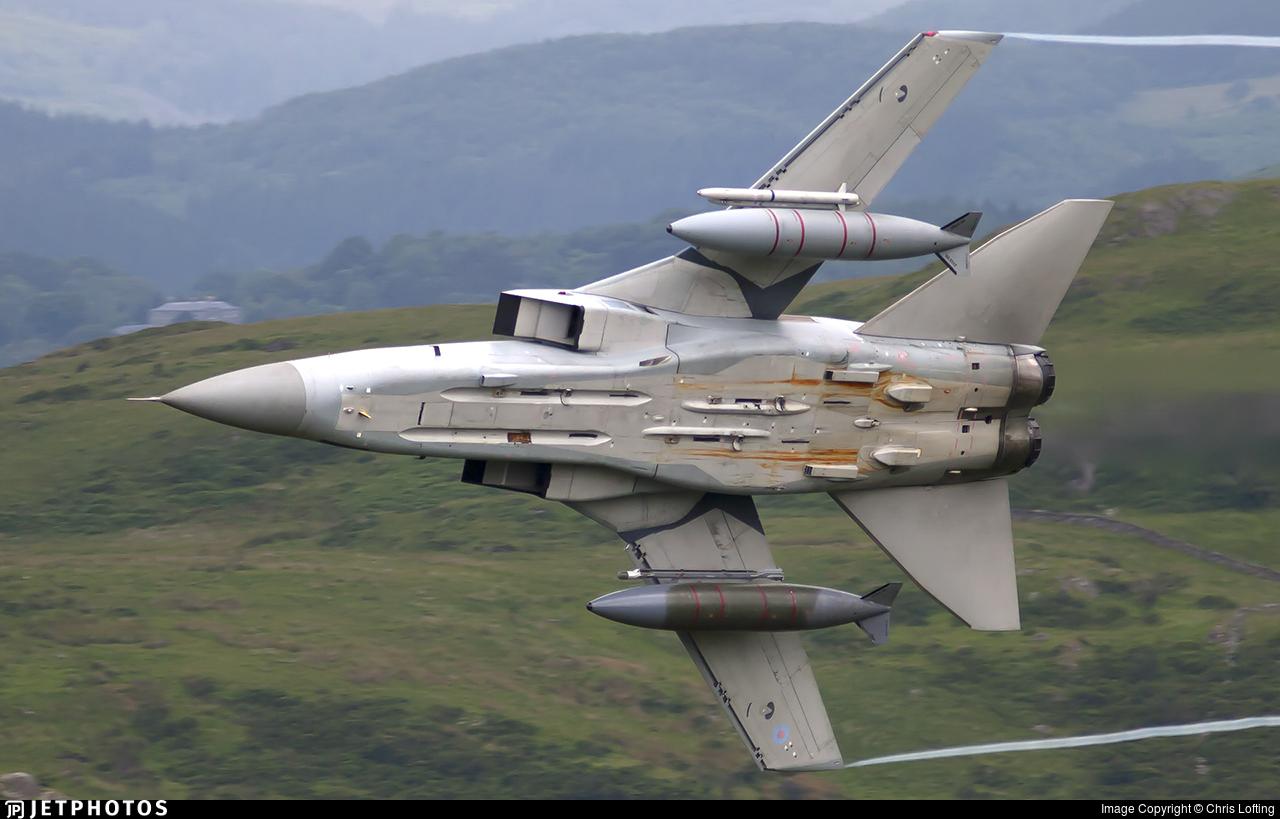 ZE961 - Panavia Tornado F.3 - United Kingdom - Royal Air Force (RAF)