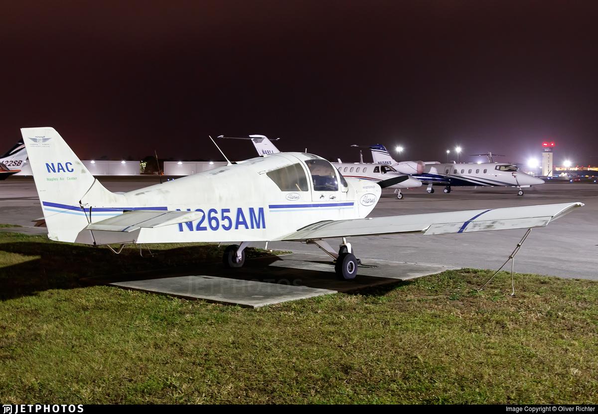 N265AM - AMD Alarus CH2000 - Naples Air Center