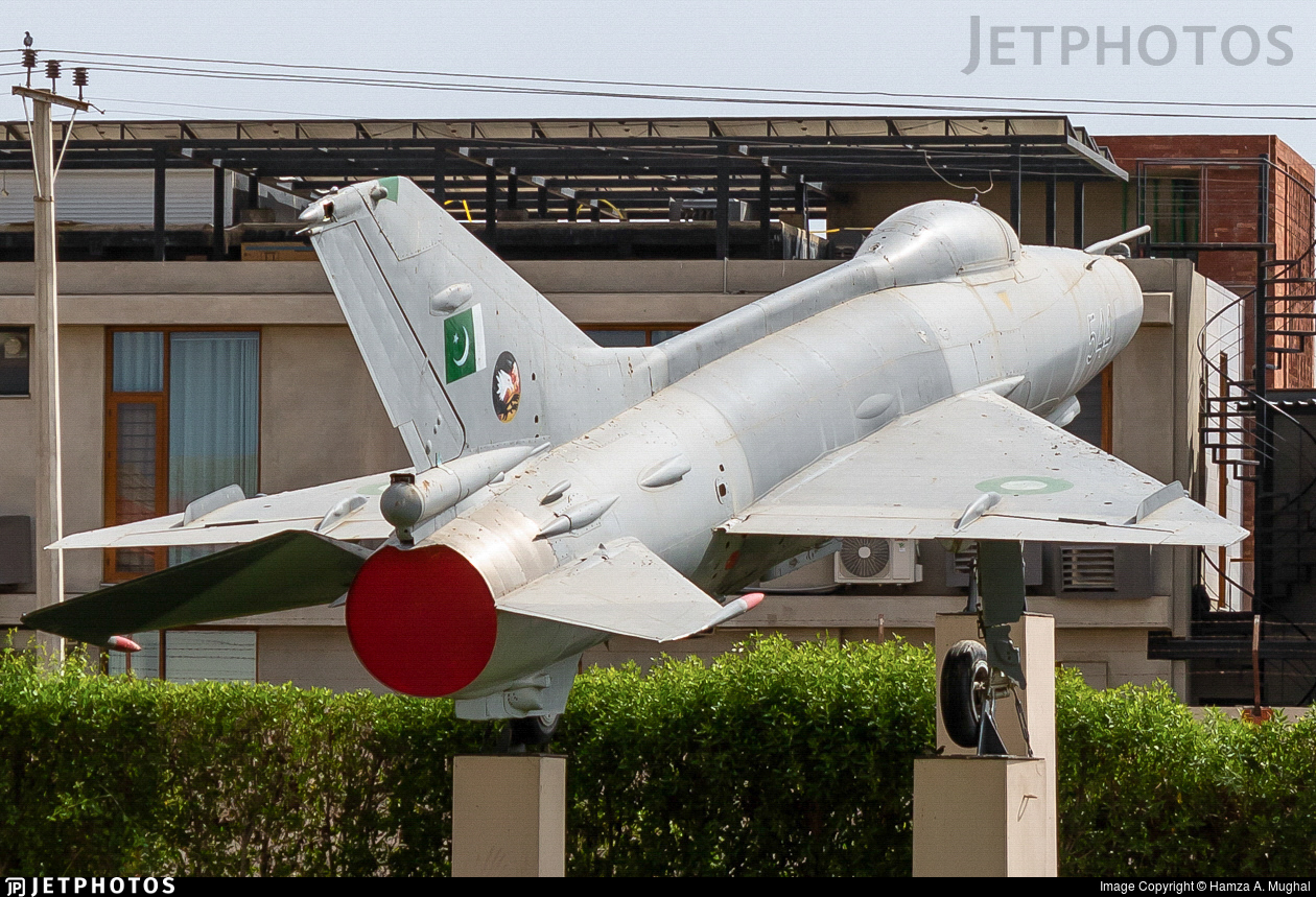 89-544 - Chengdu F-7P - Pakistan - Air Force
