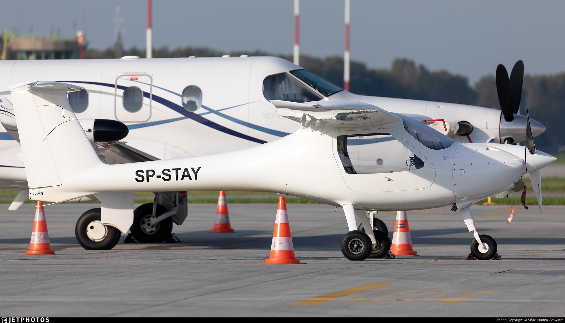 SP-STAY - Aero-Kros MP-02 Czajka - Private