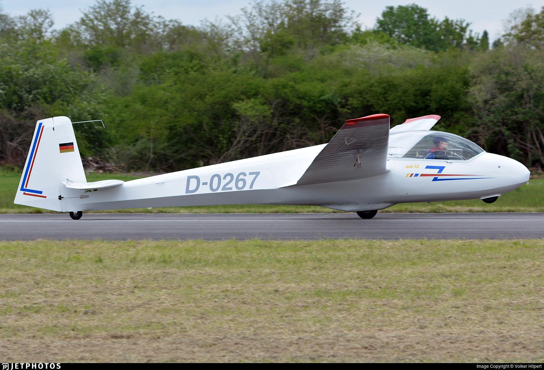 D-0267 - Schleicher ASK-13 - Private