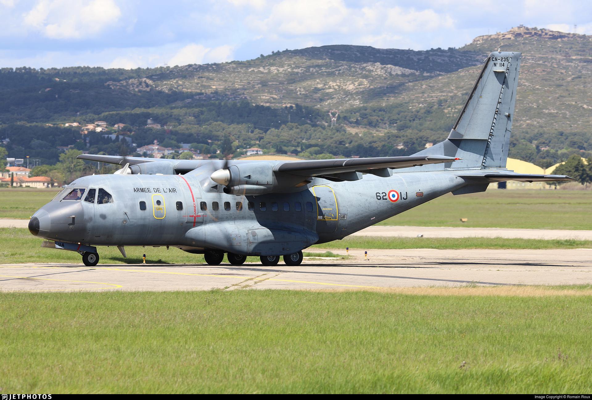 114 - CASA CN-235M-200 - France - Air Force