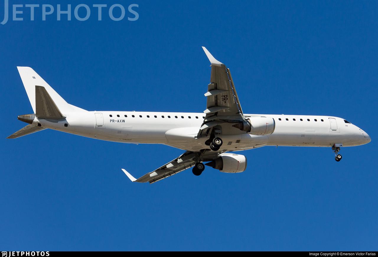 PR-AXW - Embraer 190-200IGW - Azul Linhas Aéreas Brasileiras