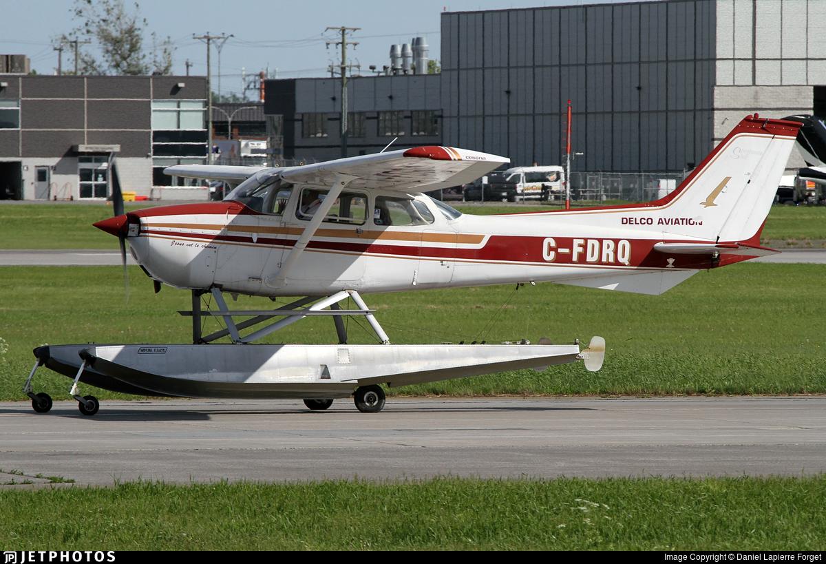 C-FDRQ - Cessna 172M Skyhawk - Delco Aviation