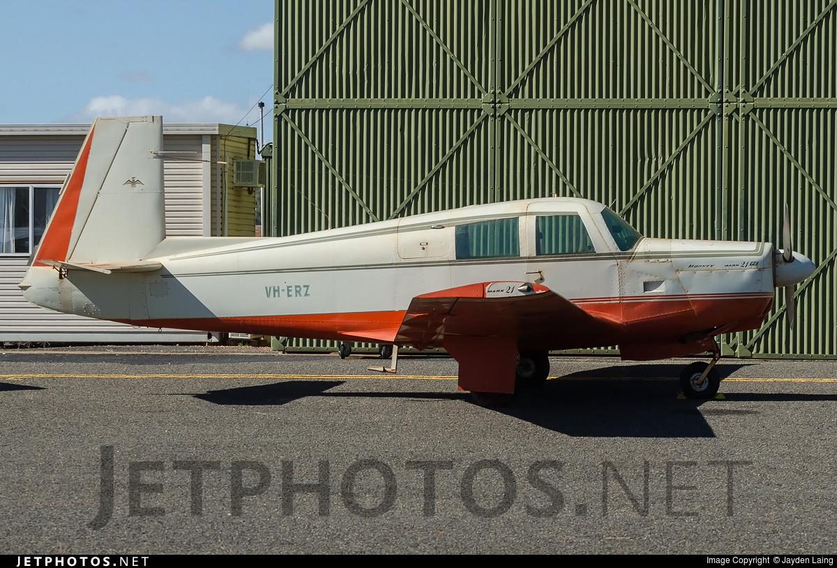 VH-ERZ - Mooney M20C - Private